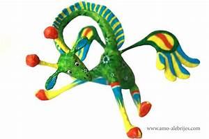 imagenes de alebrijes jirafa alas Amo Alebrijes