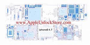 Appleunlockstore    Service Manuals    Iphone 6 Circuit