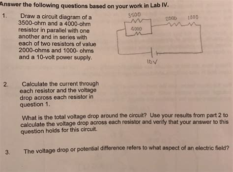 Solved Answer The Following Questions Based Your Work