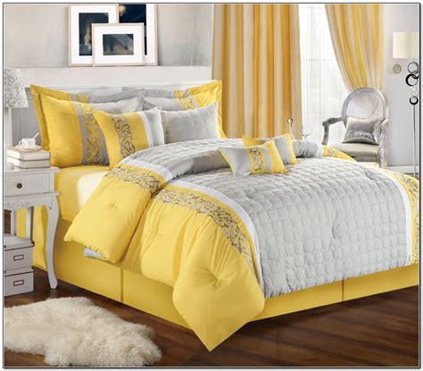 target grey comforter yellow and grey bedding target page home design