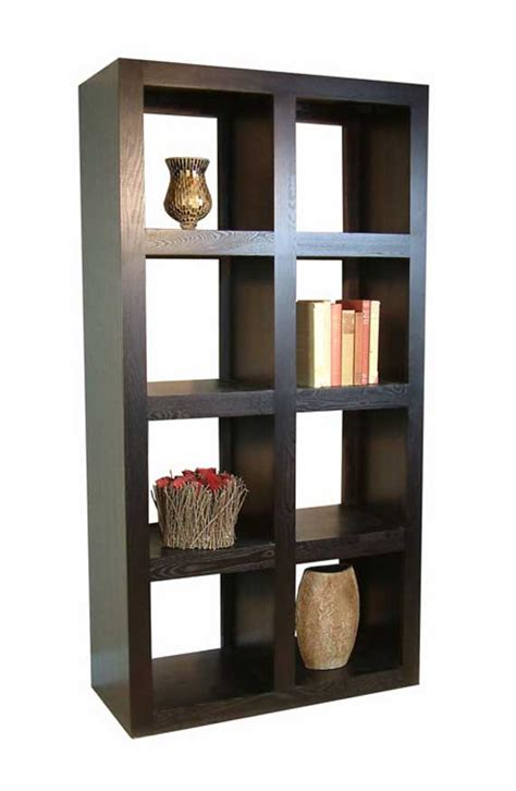 bookcases dark wood acacia wood furniture dark acacia