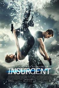 Final The Divergent Series: Insurgent Trailer Featuring ...