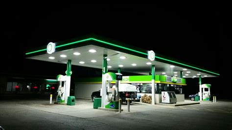 petroleum signs gas station sign installers parvin clauss