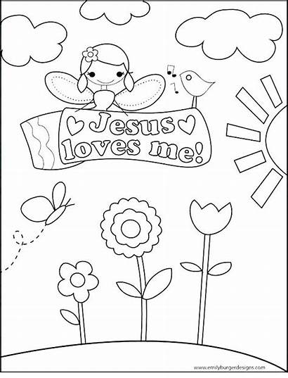 Coloring Pages Laugh Word Loves Printable God