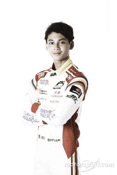 formula 4 isyraf danish 10 potret isyraf danish pembalap keren asal malaysia