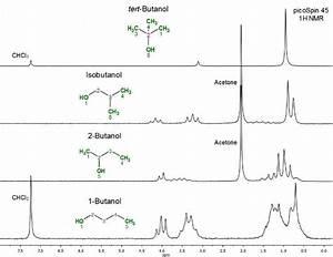 NMR Spectrum of Butanol | Thermo Fisher Scientific