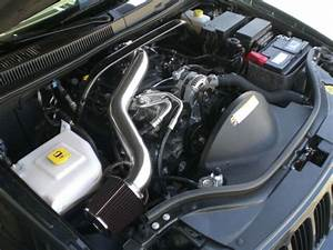 Engine Cold Air Intake Performance Kit Fits 05