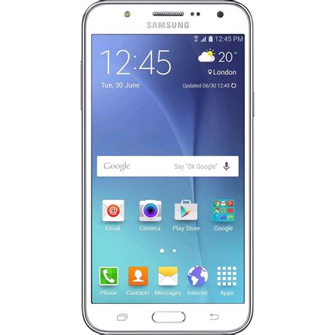 On Samsung Galaxy Samsung Galaxy J5 White Expansys Com Uk