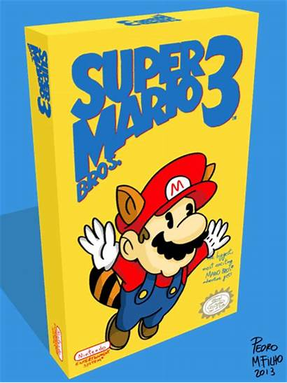 Mario Bros Animated Boxes Boxart Kart F2c