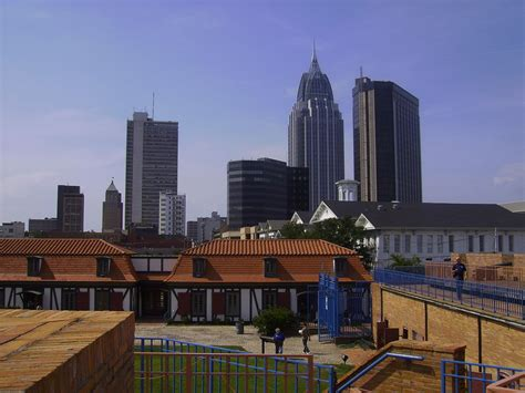 building a mobile list of tallest buildings in mobile alabama