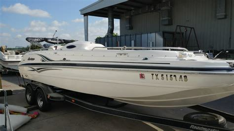 Hurricane Deck Boats For Sale Texas by Hurricane 232 Ob Boats For Sale In Texas