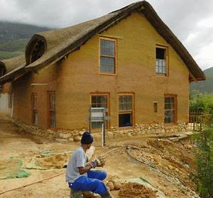 Be a Natural Builder - Sturdy Houses Made of Cob | House