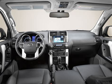 Toyota Land Cruiser picture # 110 of 167, Interior, MY ...