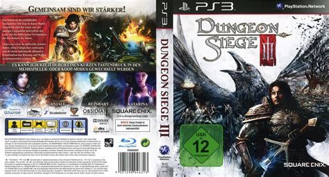 dungeon siege 3 2 player bles01161 dungeon siege iii