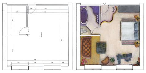 plan chambre hotel chambre d hôtel