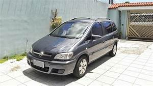 Chevrolet Zafira Expression 2 0  Flex   Aut  2007  2008 - Sal U00e3o Do Carro