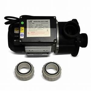 Lx Whirlpool Ja50  37kw Spa Circulation Pump
