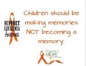 Childhood Leukemia Awareness