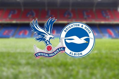 Crystal Palace vs Brighton: Premier League prediction, TV ...