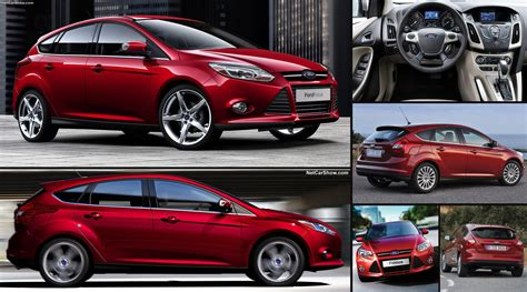 ford focus  pictures information specs