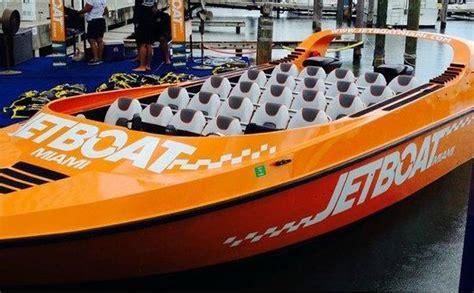 Jet Boat Miami by The Orange Picture Of Jet Boat Miami Miami