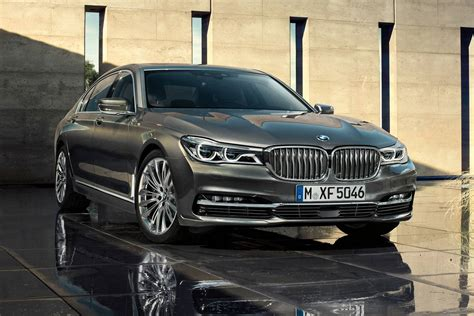 2018 Bmw 7 Series Sedan Pricing  For Sale Edmunds