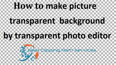 Image Without Background How To Get A Png Image With A Transparent Background