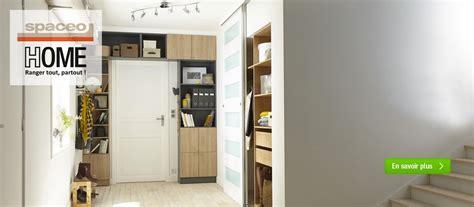 Dressing, Meuble De Rangement Et Bibliothèque Spaceo Home