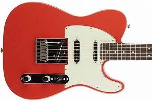 Fender Deluxe Nashville Telecaster Electric Guitar