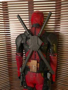 deadpool swords and holsters search deadpool cosplay stuff pinterest swords