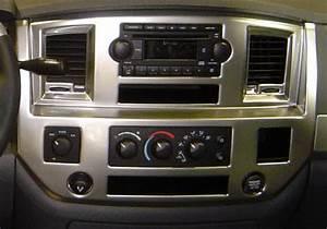 06 07 08 09 10 Dodge Ram Car Stereo Radio Double Din