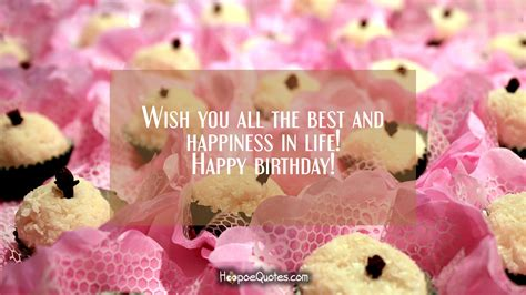 best wish wish you all the best and happiness in happy