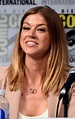 ADRIANNE PALICKI at The Orville Panel at Comic-con in San ...