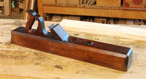 woodwork jointer hand plane  plans