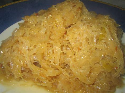 comment cuisiner le choux blanc choucroute alsacienne comment préparer le chou
