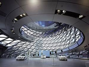 The most beautiful car dealerships BMW Welt, Munich, Germany New Cars, Used Cars, Car