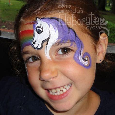 unicorn faces rainbow unicorn party unicorn party