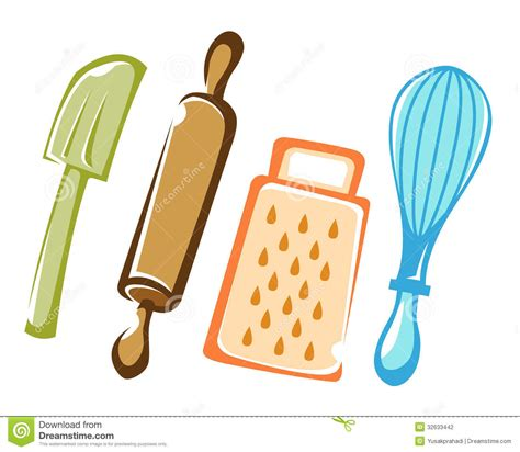 contemporary kitchen utensils cooking and baking kitchen tools stock photo image of 2524