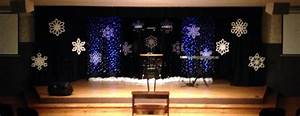 Flakes a'Falling | Church Stage Design Ideas