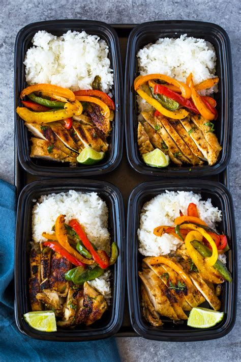 Top 10 (30 Minute) Meal-prep Chicken Recipes | Gimme Delicious