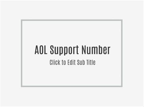 contact aol help desk ppt aol email support number 1 800 408 6389 aol