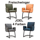 Freischwinger Stuhl Sessel Joel   Freischwinger Sessel Stuhl