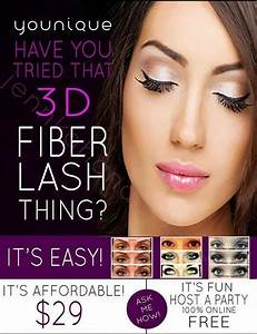 17 Best images about Younique 3D Fiber Lashes Mascara on ...