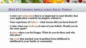 100 interesting college essay topics With college essay topics