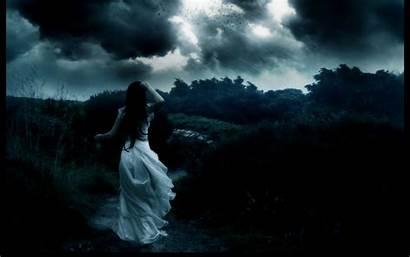 Sad Wallpapers Dark Lonely Sadness Night Eyes