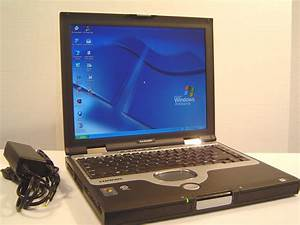 DaytonIT HP Compaq Evo N1000V 1.5GHz, 512MB, NEW 40GB