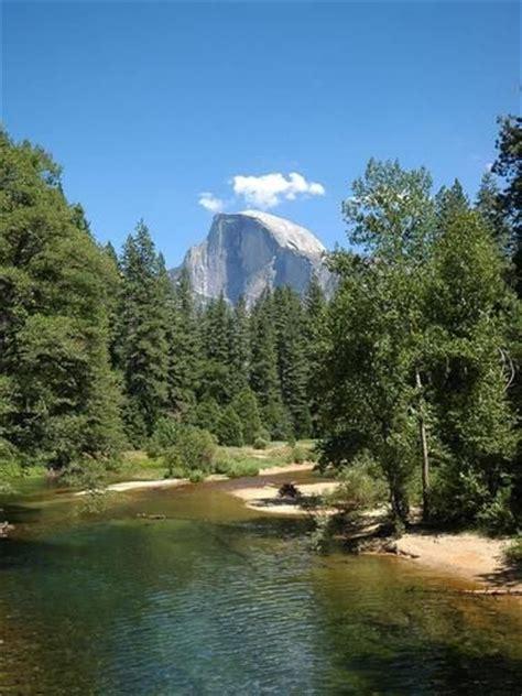 Housekeeping Camp Yosemite National Park California
