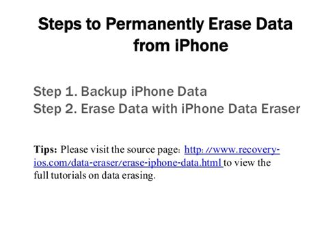 delete data from iphone how to permanently erase all data from iphone