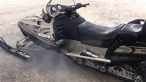 2003 Polaris Indy 700 Classic Touring 2up    Only 3900 Mi
