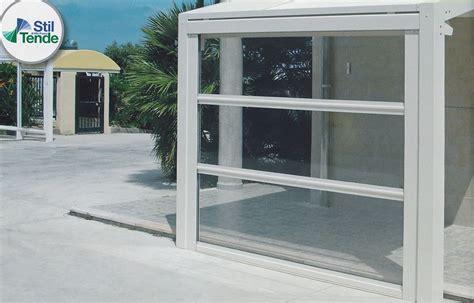 Profili In Alluminio Per Tende Da Sole Tenda Quot Antivento Quot Con Cassonetto Guide Autoportanti E